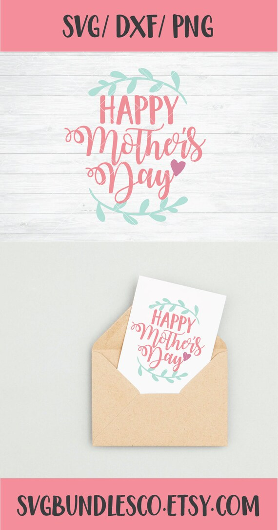 Free Vector illustration of happy pongal greeting card svg eps. Instant Svg Dxf Png Happy Mother S Day Mom Svg Mothers Etsy SVG, PNG, EPS, DXF File