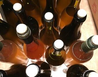 Wine instructions for homemade fruit wine