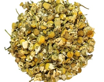 Chamomile - 100g Dried Herbs Herbal Tea Herbal Medicine