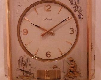 Glass Atmospheric Clock