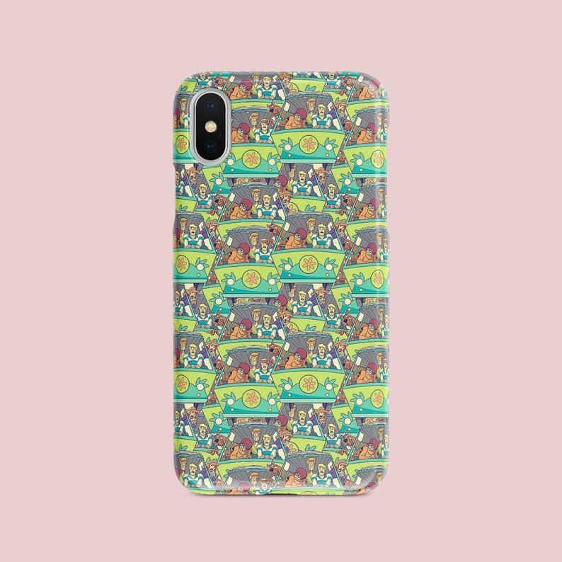 Cartoon iphone case Etsy