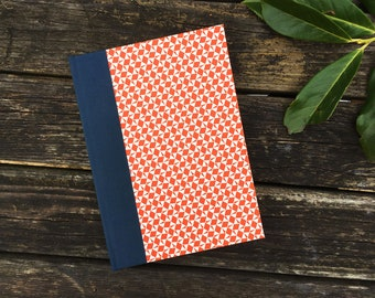 Handmade custom notebook/journal