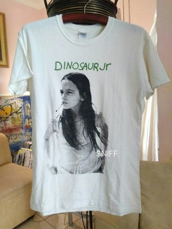 Classic Vintage  00' First print Dinosaur jr . gre