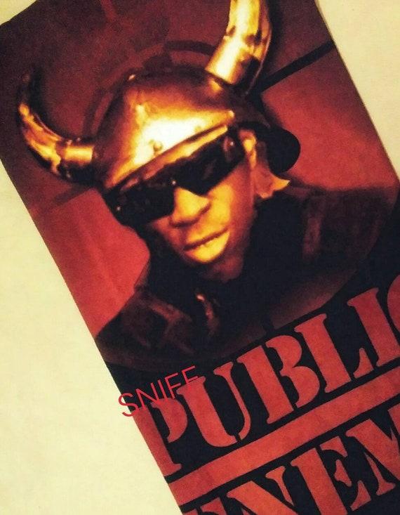 Rare Public Enemy by Original Flavor. Raptees. Med
