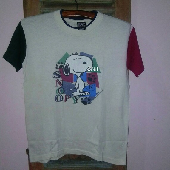 Vintage Snoopy , Exclusive Knotts disco Tee. Mediu