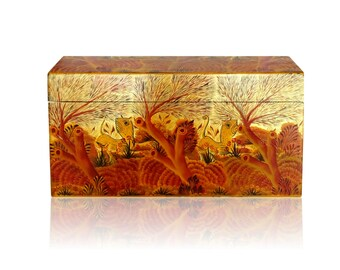 """Jewellery box """"El Jaguar"""""""