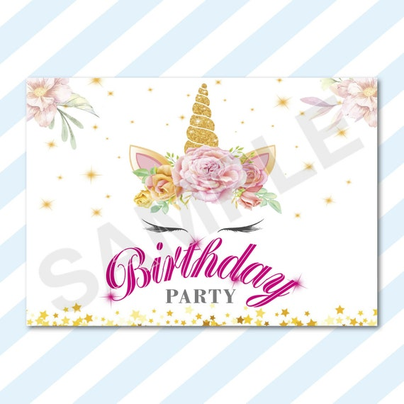 A6 Cards 60th Celebration Birthday Party Invitations Invites