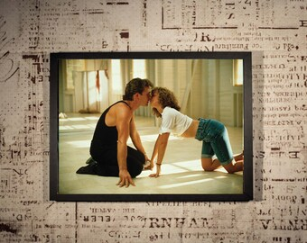 Dirty Dancing Classic 80S Movie Poster Print Art Picture