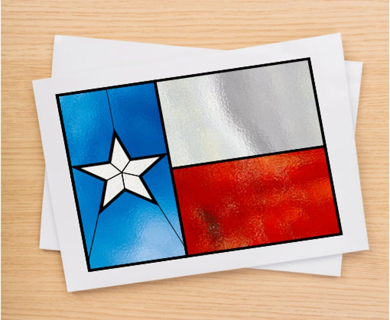 c91be86abf66 Texas Flag Stained Glass Pattern PDF Digital Download Lone