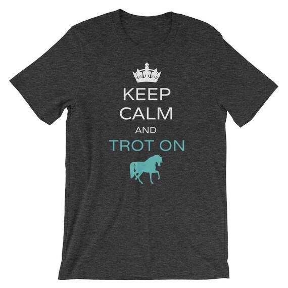 Standard Unisex T-shirt Custom-made Do You Have An Equestrian Husband