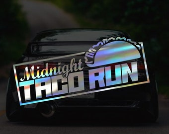 "12/"" Hoonigan decal sticker JDM Euro Drift Funny turbo Instag window decal"