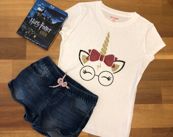 1859cf3eb Harry Potter Unicorn T-Shirt - Kids and Toddlers