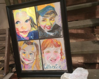 Four angels from Sandy Hook