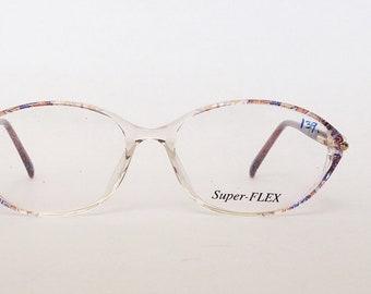 d23c61225e5 Deadstock Vintage Cats Eye Glasses Frames   Womens Plastic Eyeglasses Frames