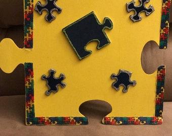 Autism Puzzle Peice