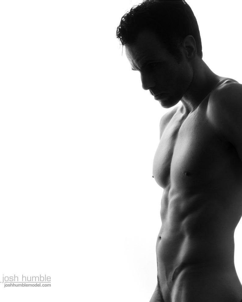 Male Nude Self Portrait image 0
