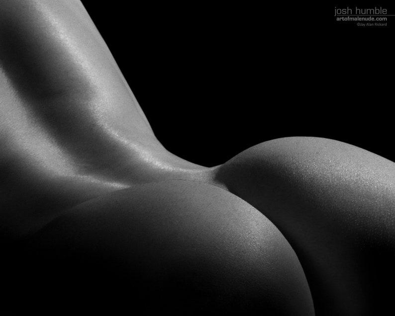 Male Nude Bodyscape image 0