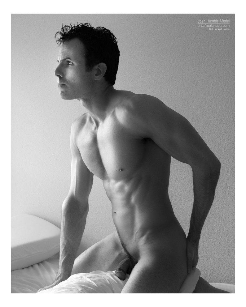 Male Erotica Self Portrait image 0
