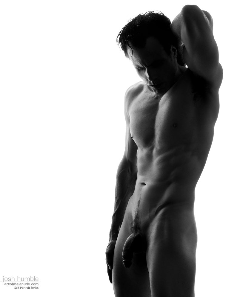 Self Portrait Male Nude image 0
