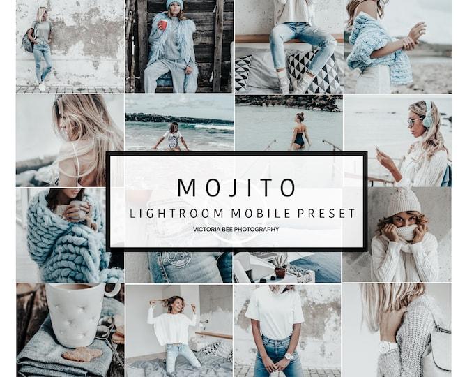 Mobile Lightroom Preset MOJITO Lifestyle Preset