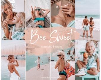 5 Mobile Lightroom Preset BEE SWEET Influencer Lightroom Preset Travel Blogger Instagram Lifestyle Fashion Photography