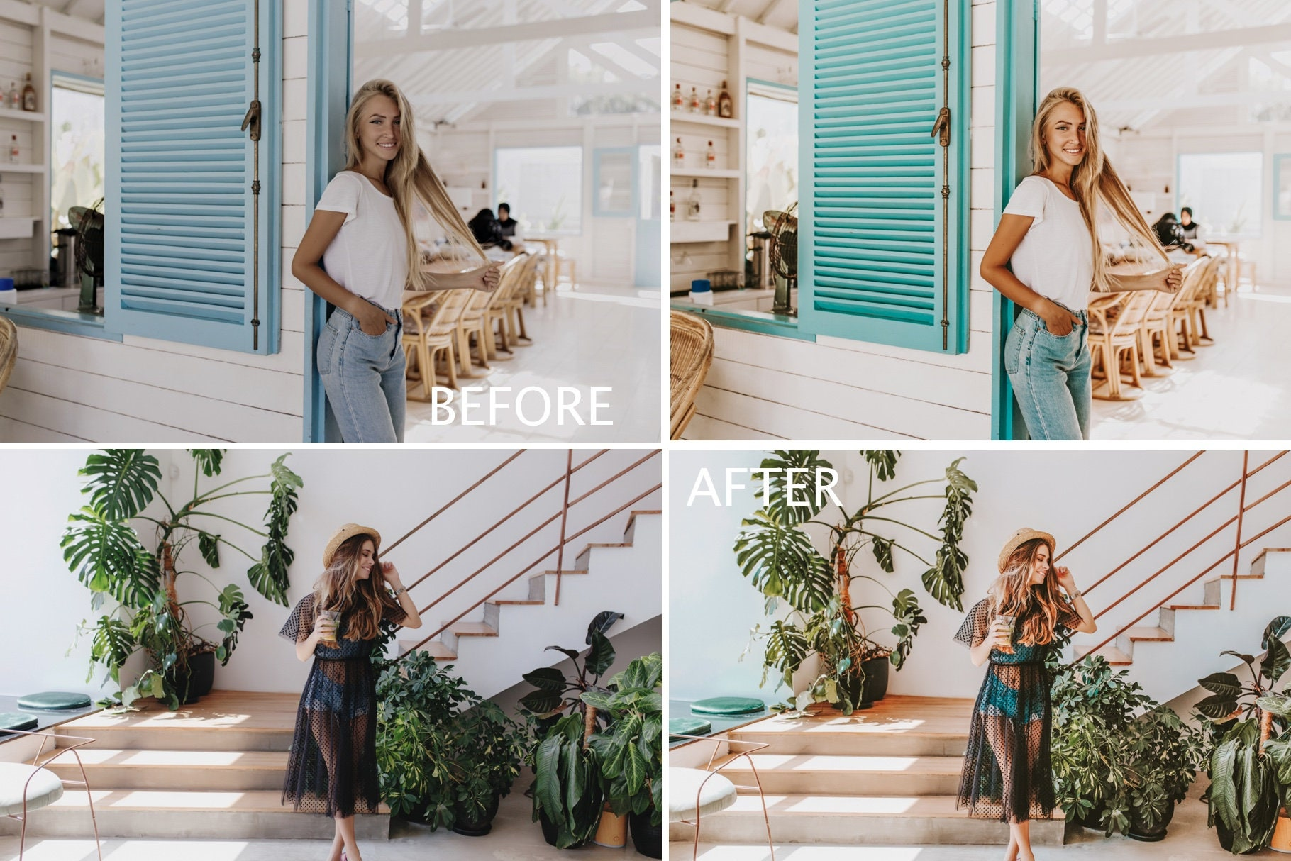 Mobile Lightroom Preset TOFFEE NUT Influencer Lightroom