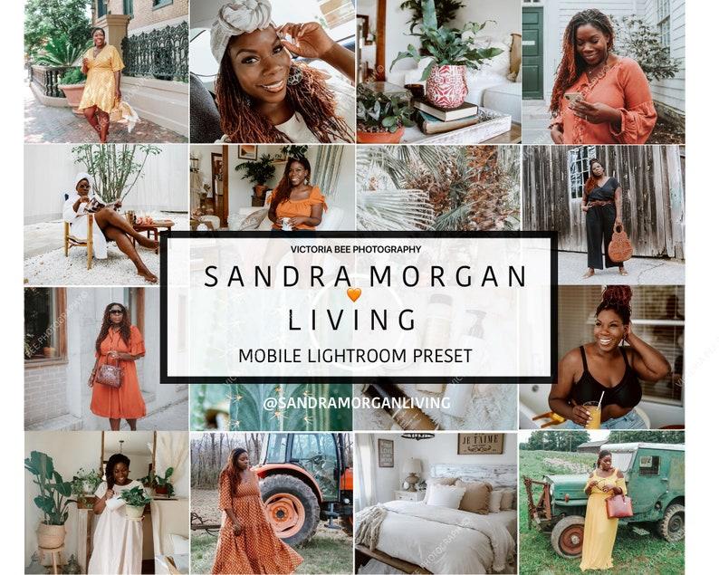 5 Mobile Lightroom Presets SANDRA MORGAN LIVING   Instagram image 0