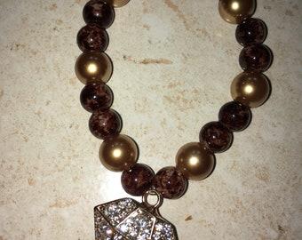 Individual Custom Bracelet (Gold Mine)