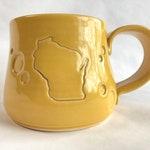 Cheese Mug - Ceramic