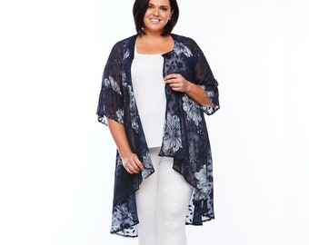 Room To Move Lizzy Burnout Jacket