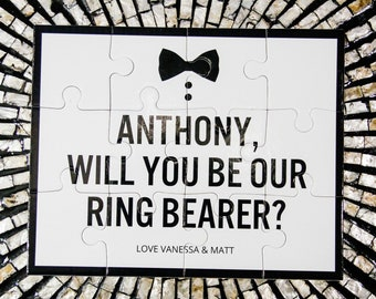 Will You Be Our Ring Bearer,Will you Be Our Ring Bearer Gift,Will You Be Our Ring Bearer Puzzle,Will You Be My Ring Bearer,Ring Bearer Gift