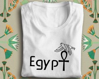 Egypt, Egyptian Ankh shirt