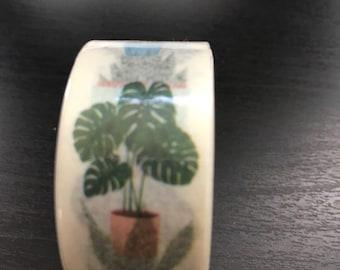 House Plants Washi Tape Cactus Masking Tape