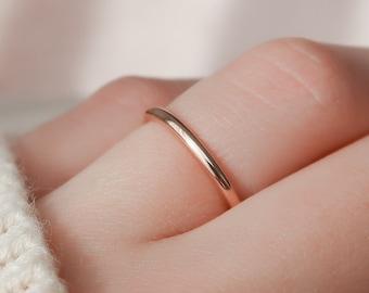 Gold Wedding Band, Wedding Ring