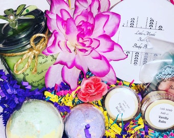 For Her Gift set / Bath Bombs / Gifts for her / Bath fizz / unique gift / pamper yourself