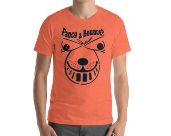 Top Grade Funny Fancy a Bounce T-Shirt - Single Ladies