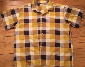 1950s Casual Short Sleeve Shirt by Graymont