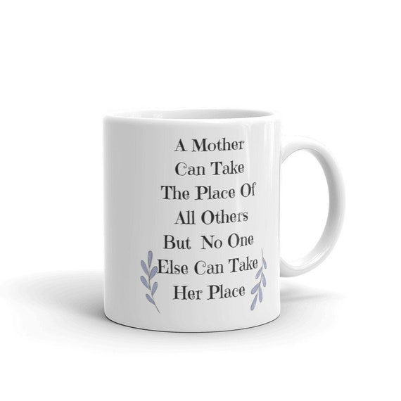 Cute Mom Mug Mothers Day Gifts Christmas Idea Mom Holiday Etsy