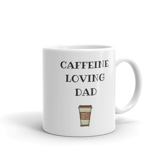Coffee Lover Dad Mug Best Gifts For Daddy Birthday Papa