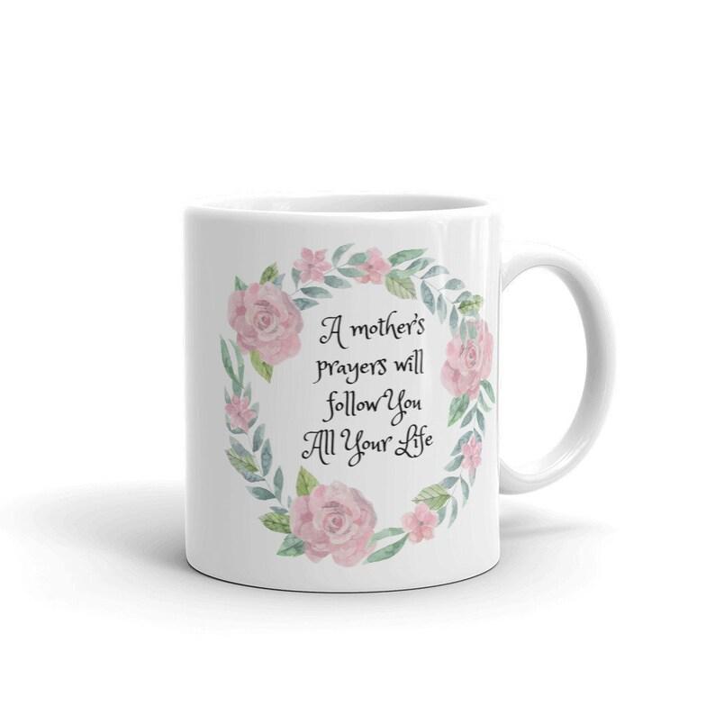 Christian Mom Mug Mother Gift Birthday Mugs With