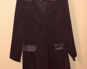 Women's Vintage Trench Coat
