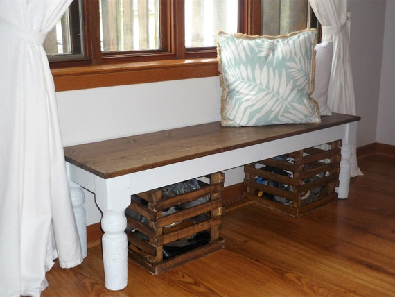 Terrific Farmhouse Bench Entryway Bench Bedroom Bench Dining Bench Machost Co Dining Chair Design Ideas Machostcouk