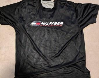 Tommy Hilfiger Athletics Reversible Mesh Jersey RARE 8f1f802b5