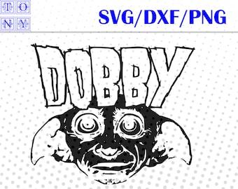 dobby svg,dxf,png/dobby clipart