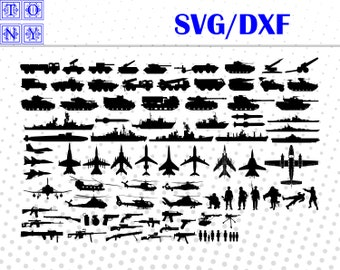 Military svg,dxf /Military clipart