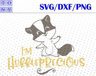 I'm huffleprecious svg,dxf,png/I'm huffleprecious clipart