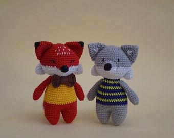 Amigurumi Cute Alien Rabbit- Crochet Pattern | Lapin en crochet ... | 270x340