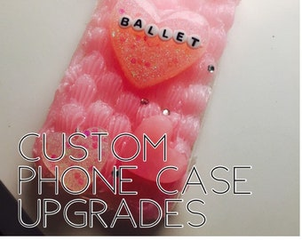 Case Upgrades *must be purchased with case*