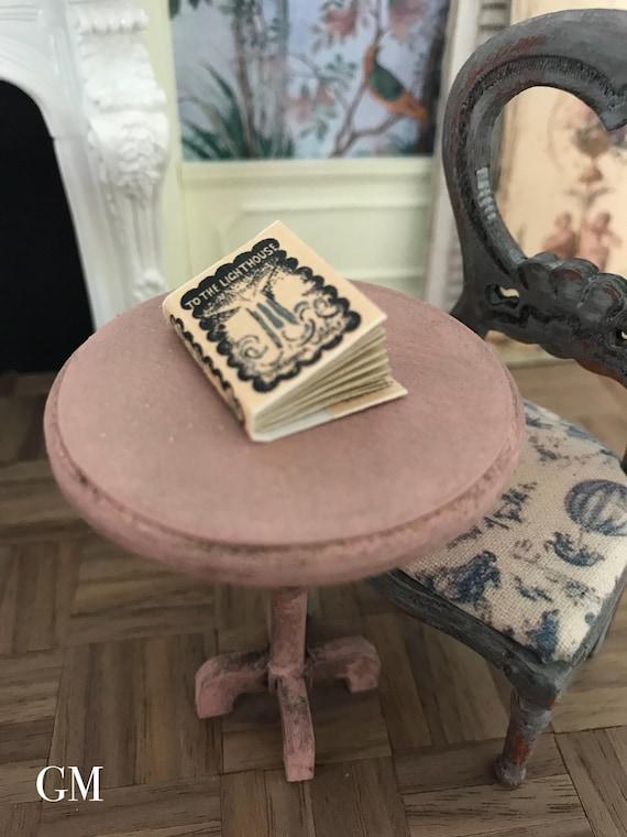 In Cold Blood Truman Capote dollhouse miniature book
