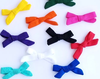 Small Newborn Hairbows